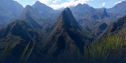 Photo of Parc national de la Réunion (974)