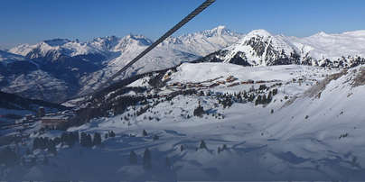 Photo of La Plagne (73) by twiga269 ॐ FEMEN