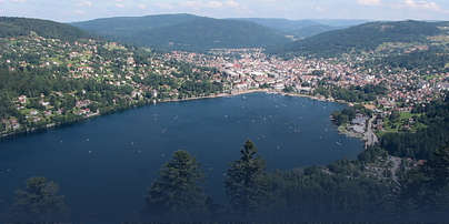 Photo of Gérardmer (88) by Christian Amet