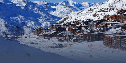Photo of Val Thorens (73) by Richard Allaway