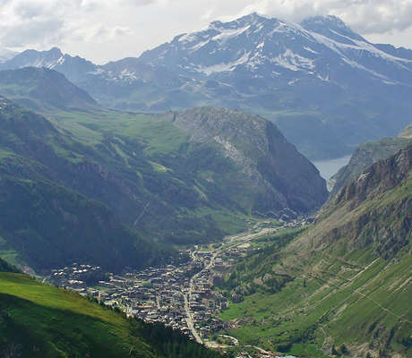 Photo of Val d'Isère (73) by Florian Pépellin
